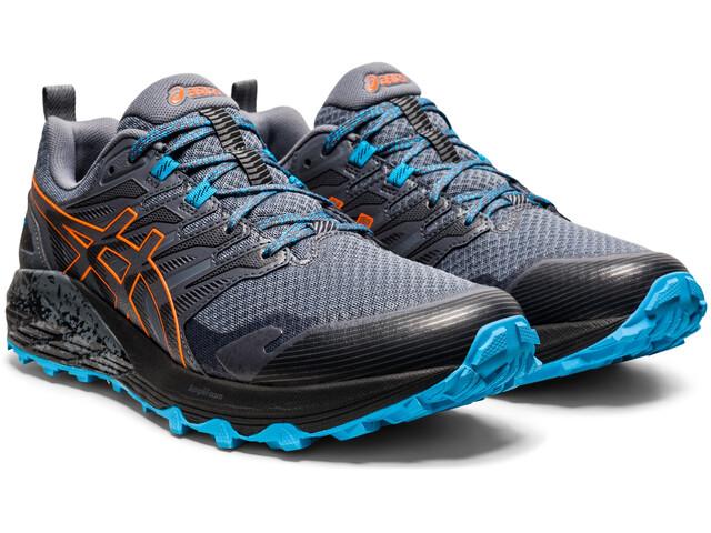 asics Gel-Trabuco Terra Shoes Men, azul/naranja